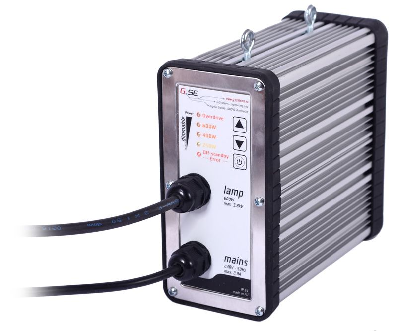 GSE Dimmable electronic ballast 230V