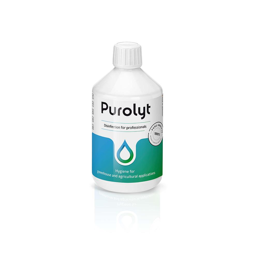 Purolyt disinfectant concentrate