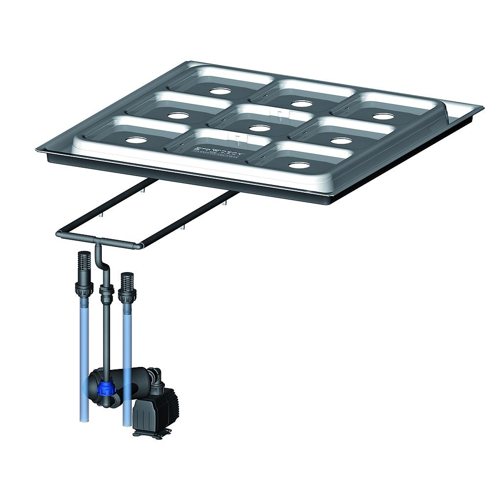 growTOOL ® growDECK aeroponic Extension-Set