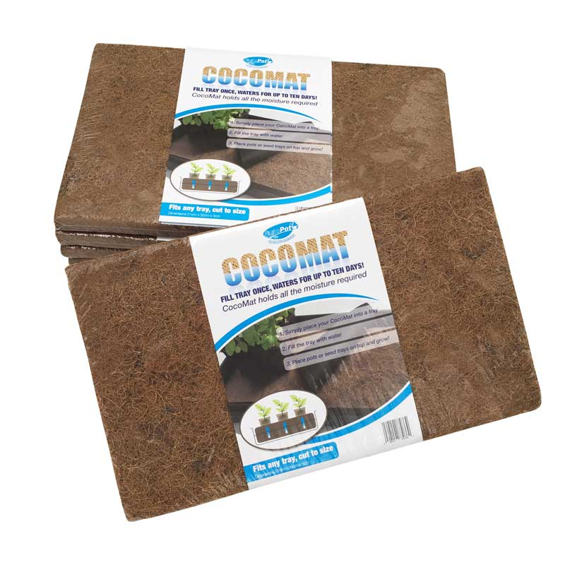 AutoPot ™ Coco matting and Root Control sheet pack