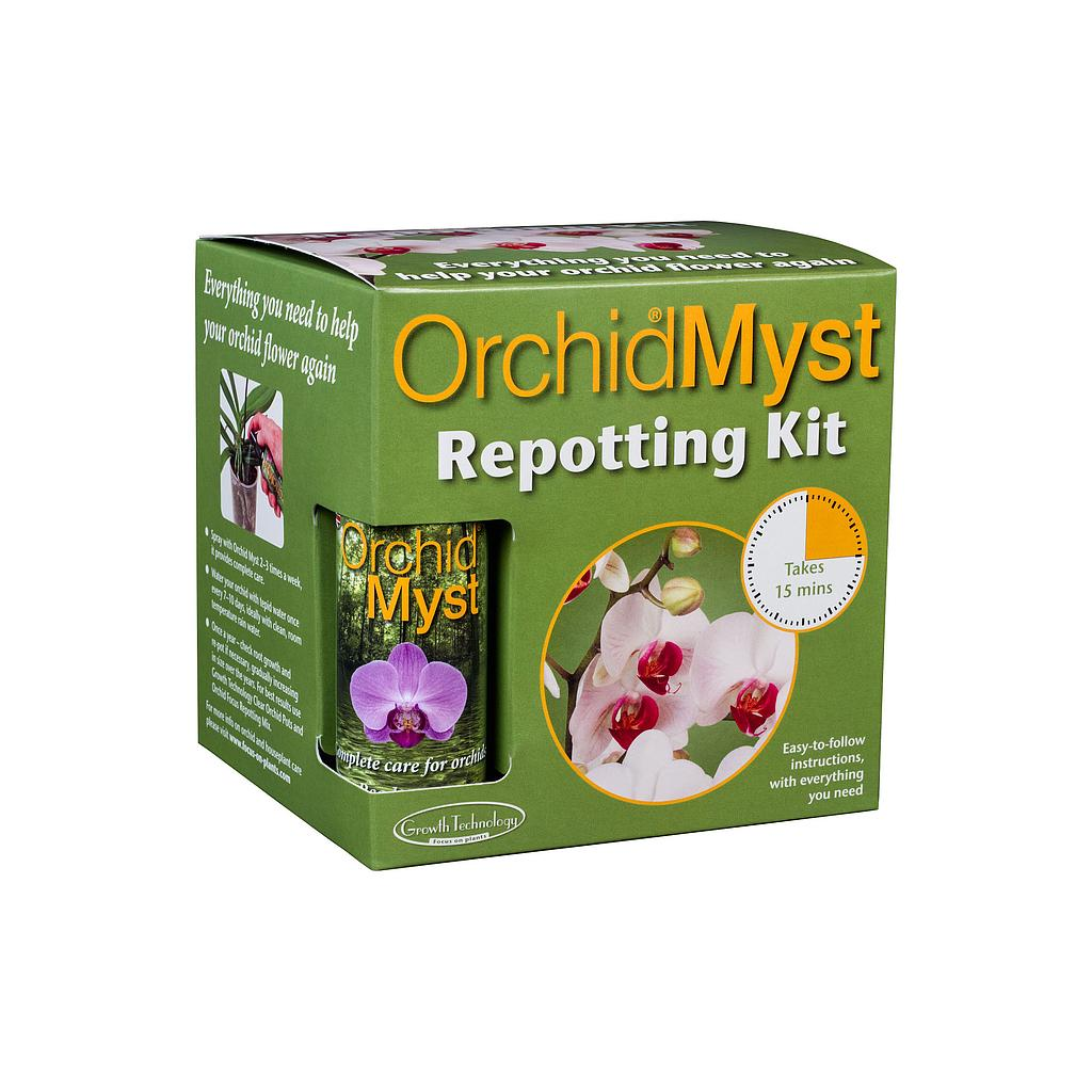 Growth Technology Orchid Repotting Kit