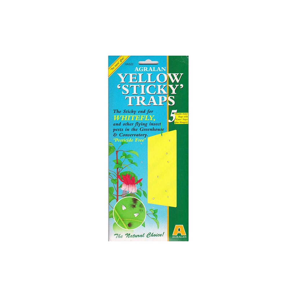 Growth Technology Yellow sticky traps