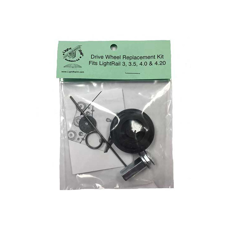 LightRail ® Drive wheel & tyre (replacement kit)