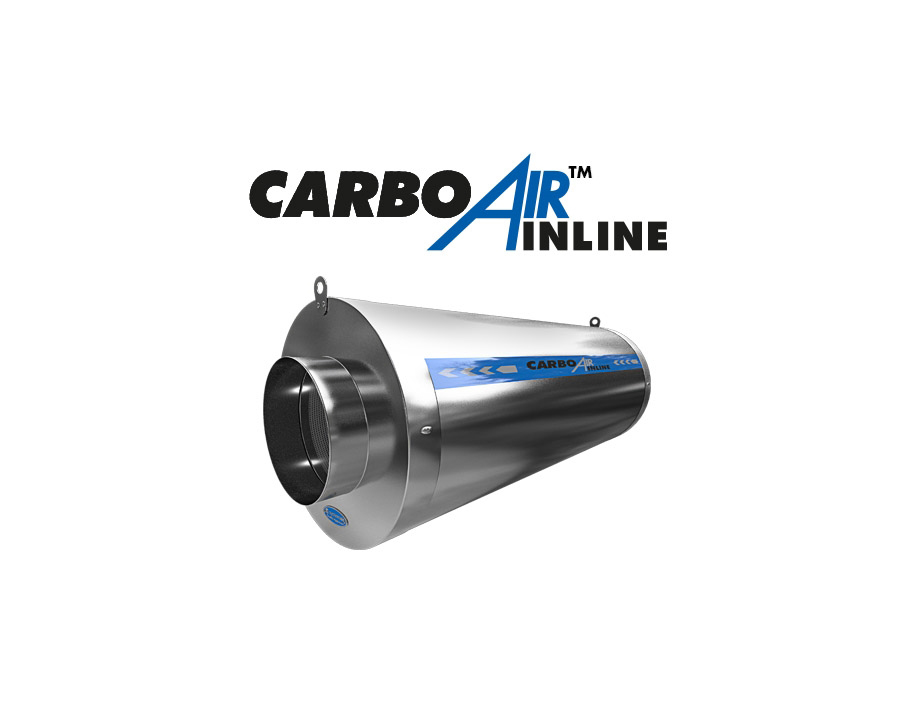 Systemair CarboAir Inline Filters
