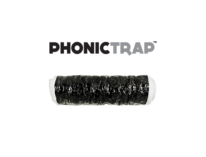 PhonicTrap ™ ductings
