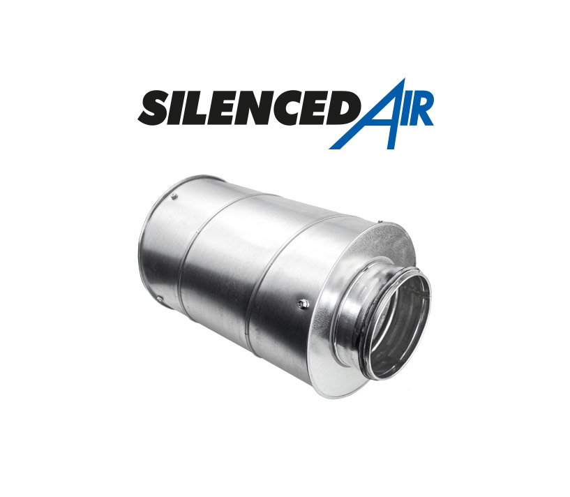 Systemair Silencers
