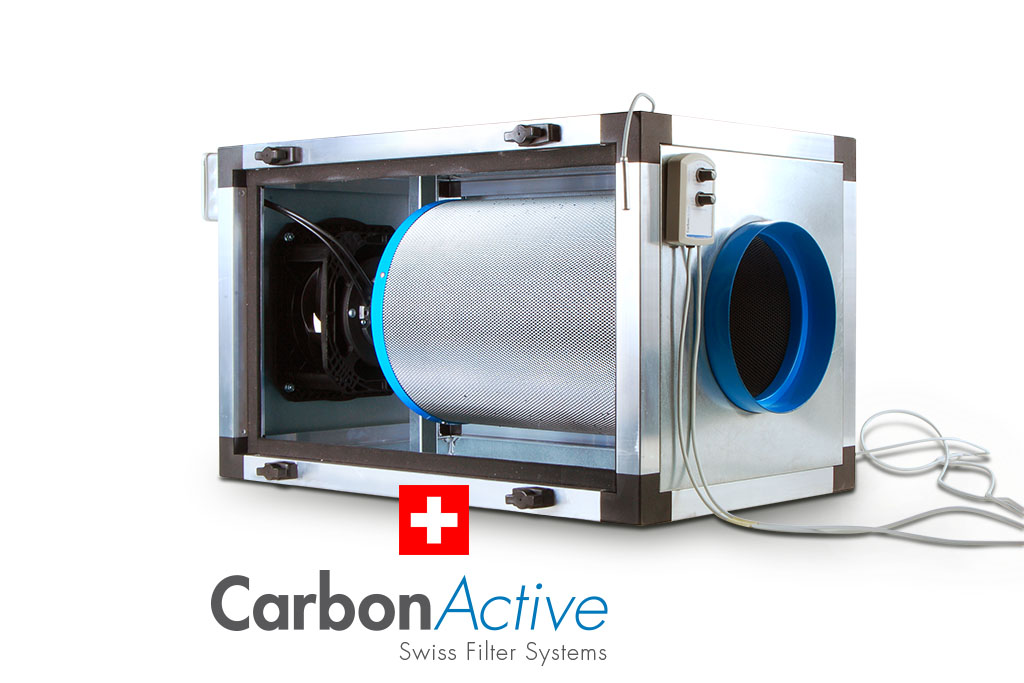 CarbonActive EC IL filter units
