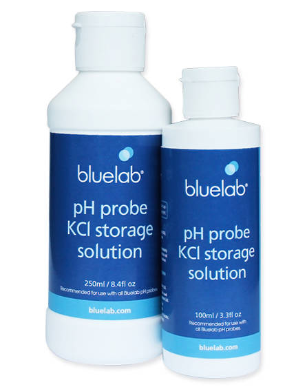 Bluelab ® pH-Probe Storage Solution  KCl