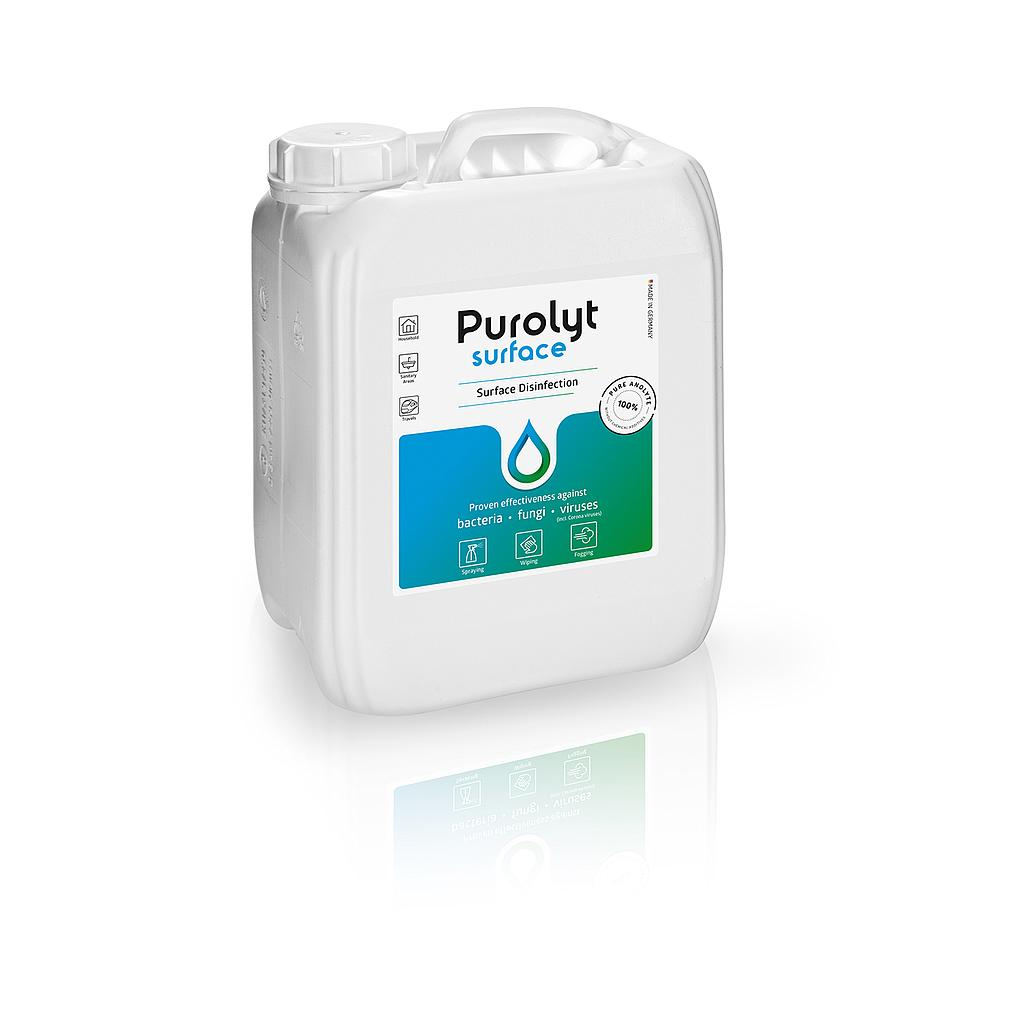 Purolyt SURFACE ready-to-use disinfection liquid