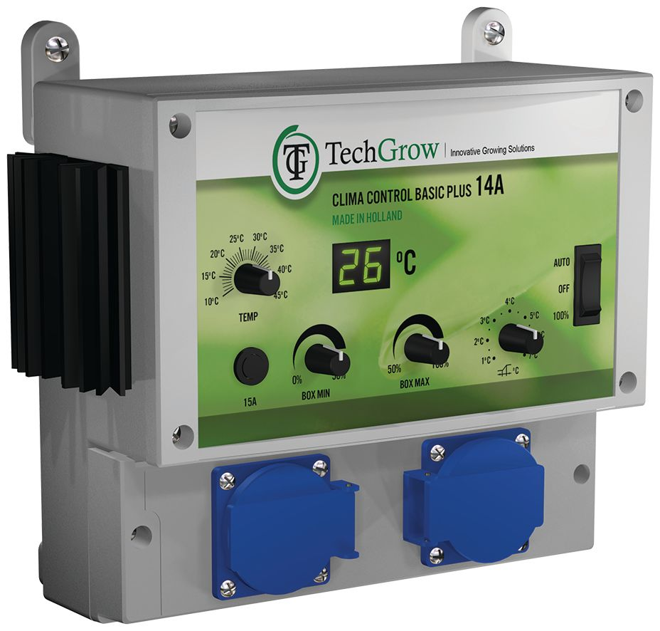 TechGrow Clima Controllers - Basic Plus
