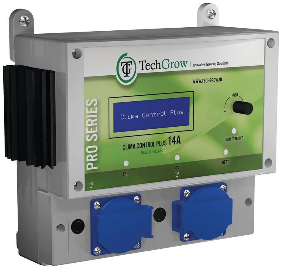 TechGrow Clima Controllers - Plus