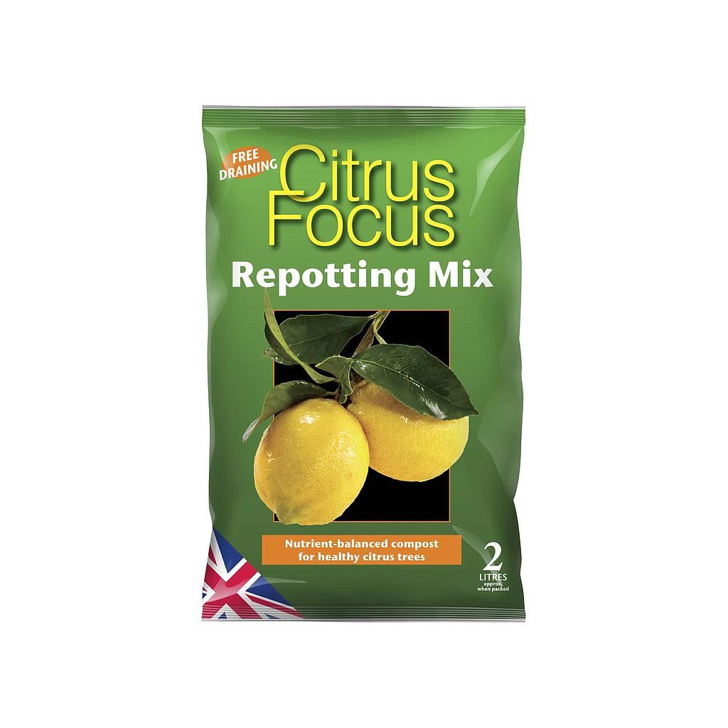 Growth Technology Citrus Focus Repotting Mix