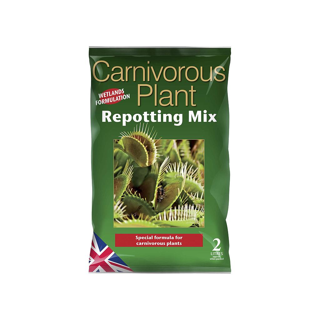 Growth Technology Carnivorous Plant Repotting Mix