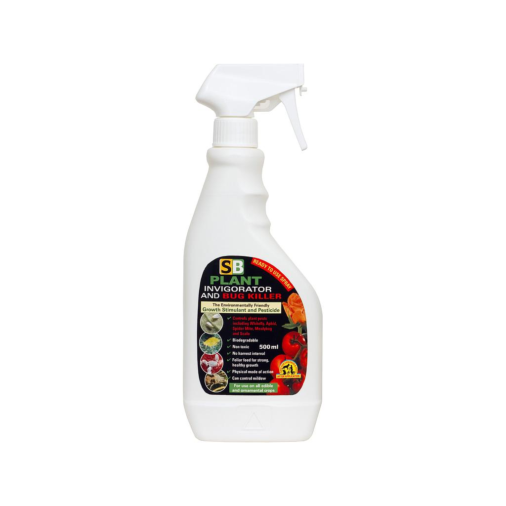 SB Plant Invigorator Spray (500ml)
