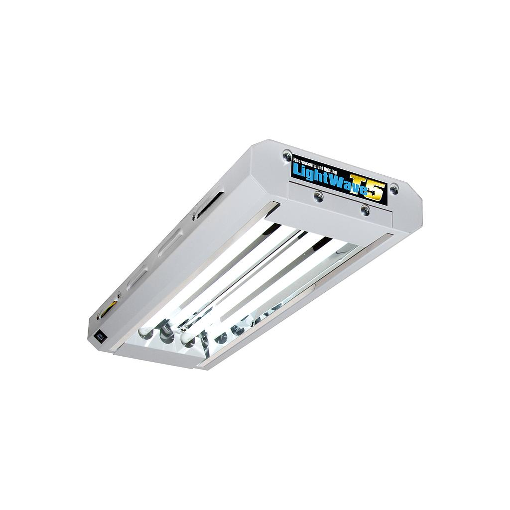 LightWave T5 fluorescent lightings